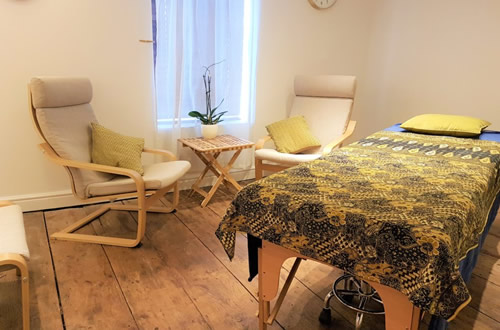 Woodstreet Wellbeing room